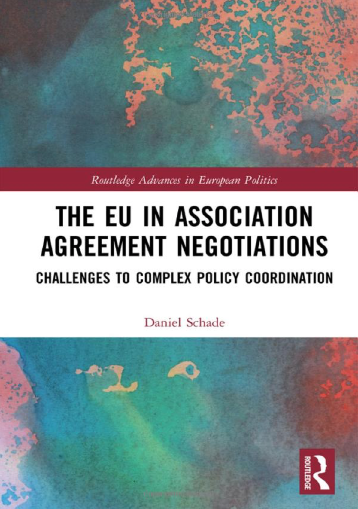 The EU in Association Agreement Negotiations cover